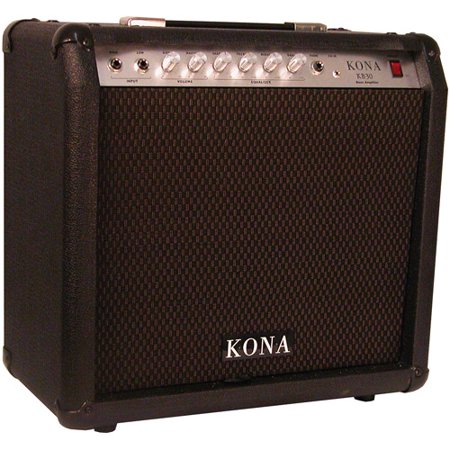 30 Watt Bass Amplifier - Kona 30-Watt Bass Guitar Amplifier