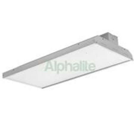 Alphalite EHB4-26/850 220W 26730Lum  slim linear hi-bay LED light fixture