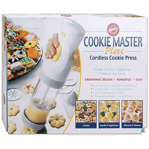 Cookie Mstr Plus Cookie Press