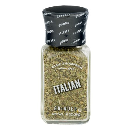 (2 Pack) Olde Thompson Italian Grinder, 1.0 OZ