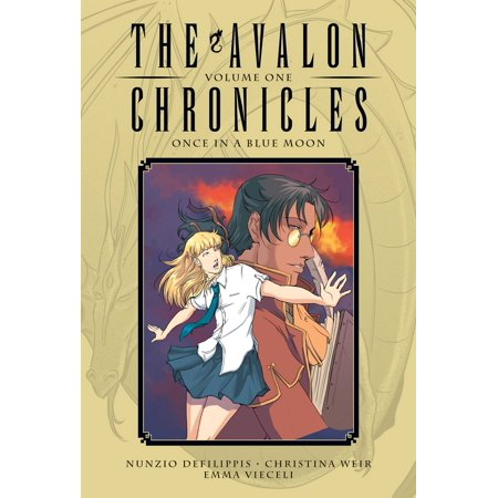 Avalon Chronicles Volume 1 : Once in a Blue Moon