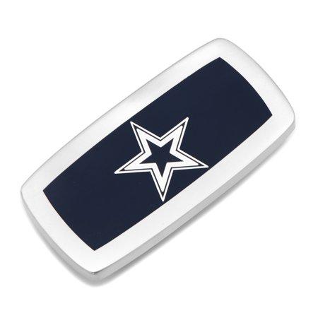 Dallas Cowboys Cushion Money Clip - No Size Dallas Cowboys Money Clip