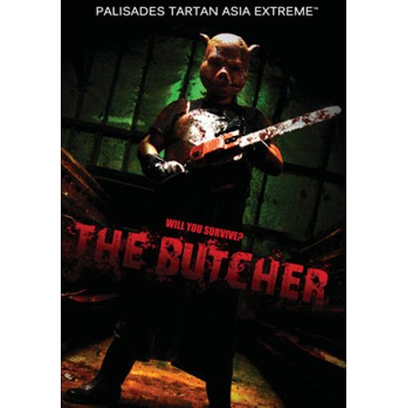 Jin Won Kim's The Butcher (DVD)