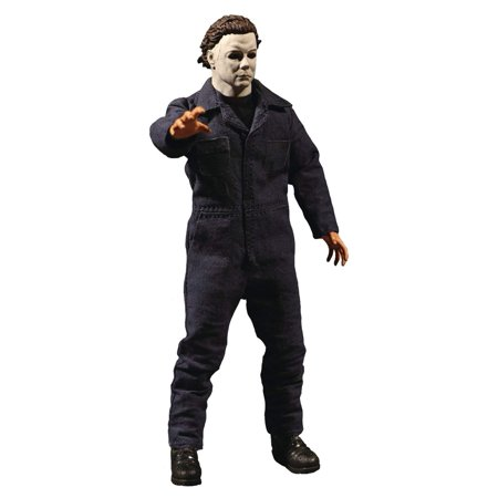 Mezco Toys One:12 Collective: Halloween Michael Myers Action Figure