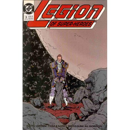 January Crafts For Kids (Legion of Super Heroes #3 (Volume 4), DC Comic Book, January)