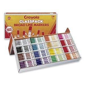 Crayola Classpack Markers