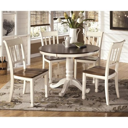 Ashley Furniture White Dining Room Sets Kitchen Dining Furniture - Ashley furniture white dining table