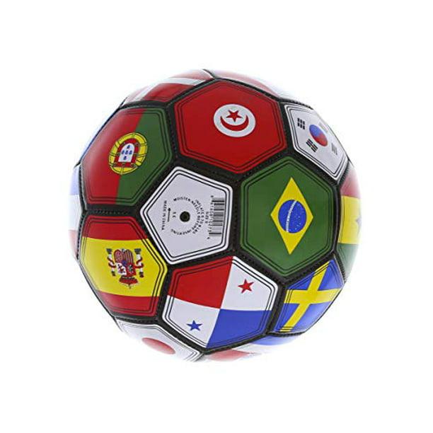 Full Sized World International Soccer Ball