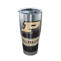 NCAA Purdue Boilermakers Knockout 30 oz Stainless Steel Tumbler with lid