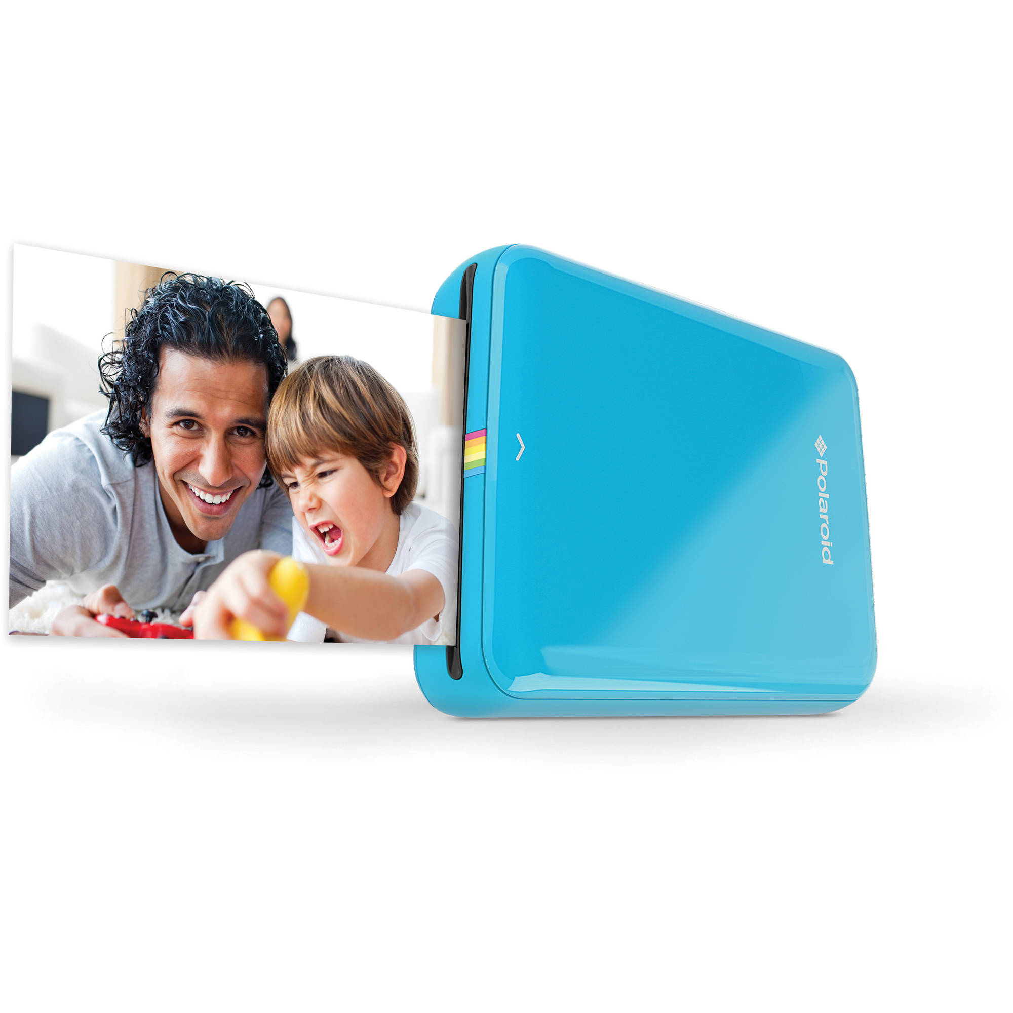 Polaroid ZIP Mobile Instant Photo Printer, White