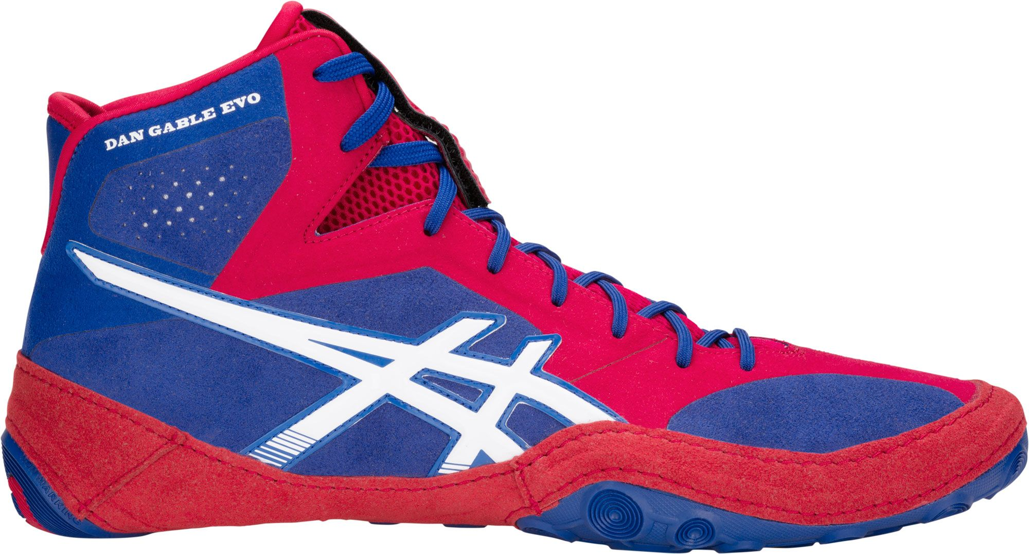 asics wrestling shoe laces queen