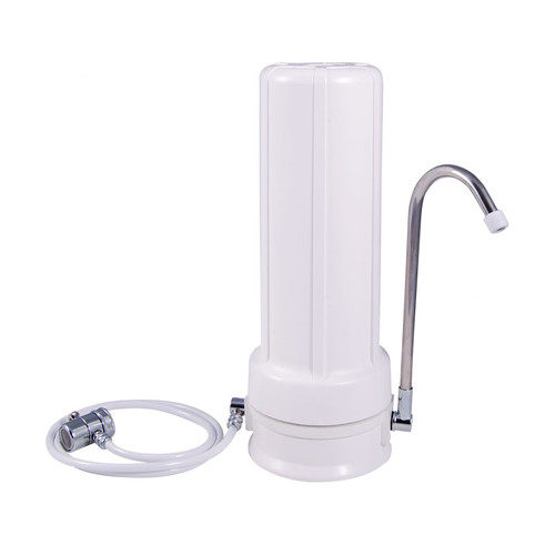 watts premier counter top lead and cyst water filter