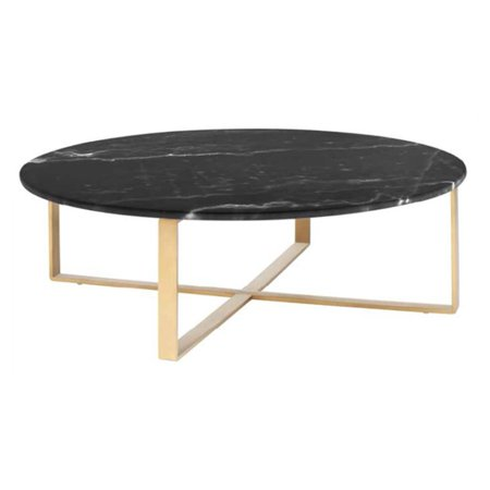 C2a Round Marble Coffee Table