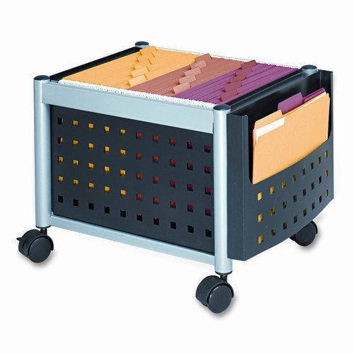 Safco Products Company Scoot Mini-Mobile File Cart