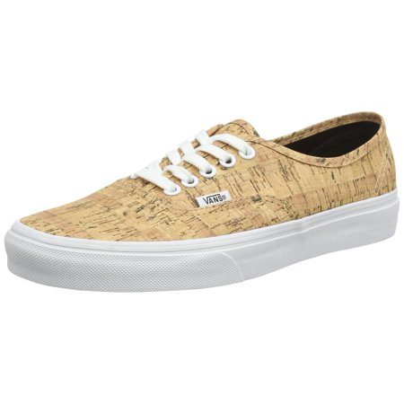 VANS - Vans Unisex Authentic Cork Skate Shoe-Tan Cork - Walmart.com f4cbb3831574