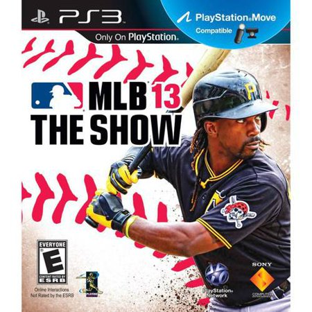 Mlb 13 The Show Nla Ps3 Sports