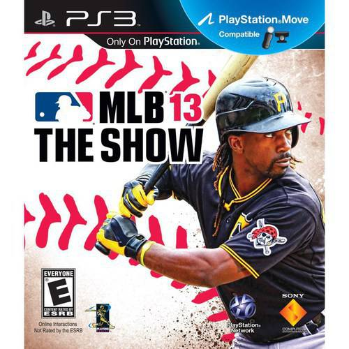 MLB 13 THE SHOW-NLA PS3 SPORTS
