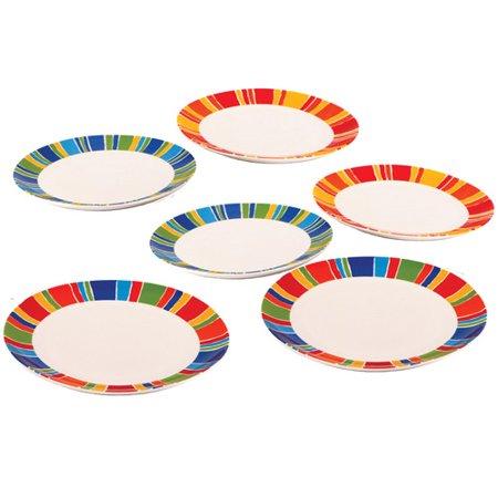DEI 10 39 39 Dinner Plate Set Of 6