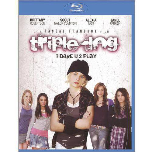 Triple Dog (Blu-ray)