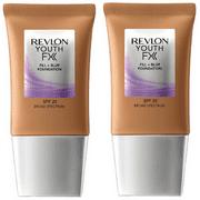 Revlon Youth Fx Fill + Blur Foundation SPF 20 Broad Spectrum 1 fl oz - Pack of 2