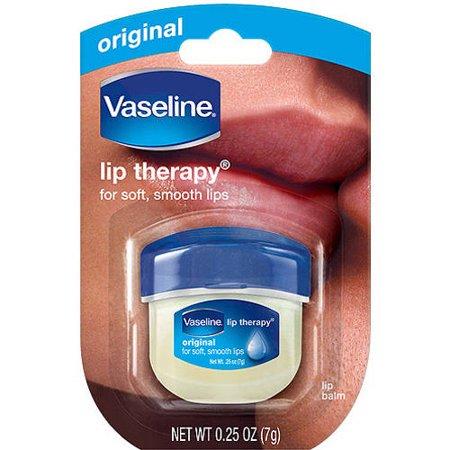 Vaseline originale Lip Therapy Baume à lèvres, .25 oz