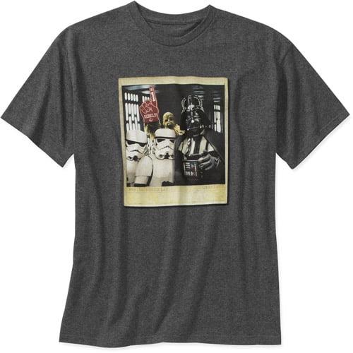Star Wars Whookie Photo Big Men's Graphic Tee