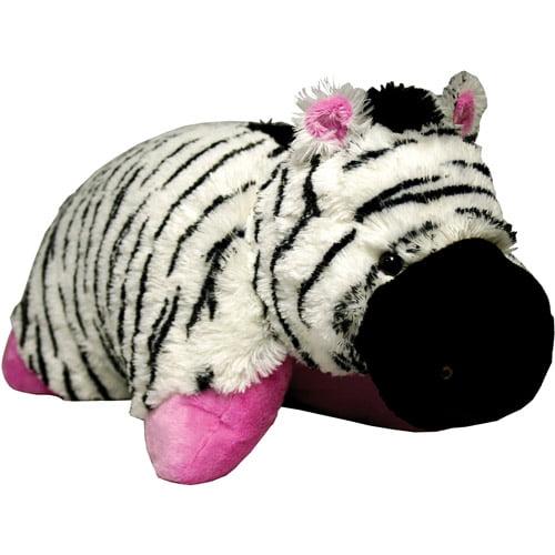 As Seen on TV Pillow Pet, Zippity Zebra