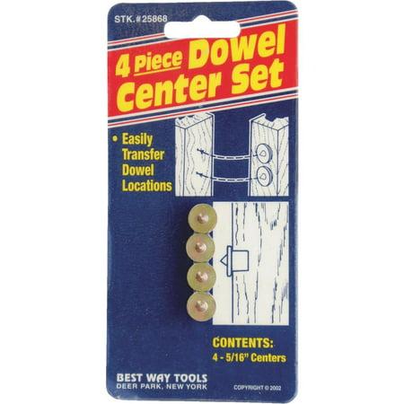 """Best Way Tools 5/16"""" Dowel Center 25868"""
