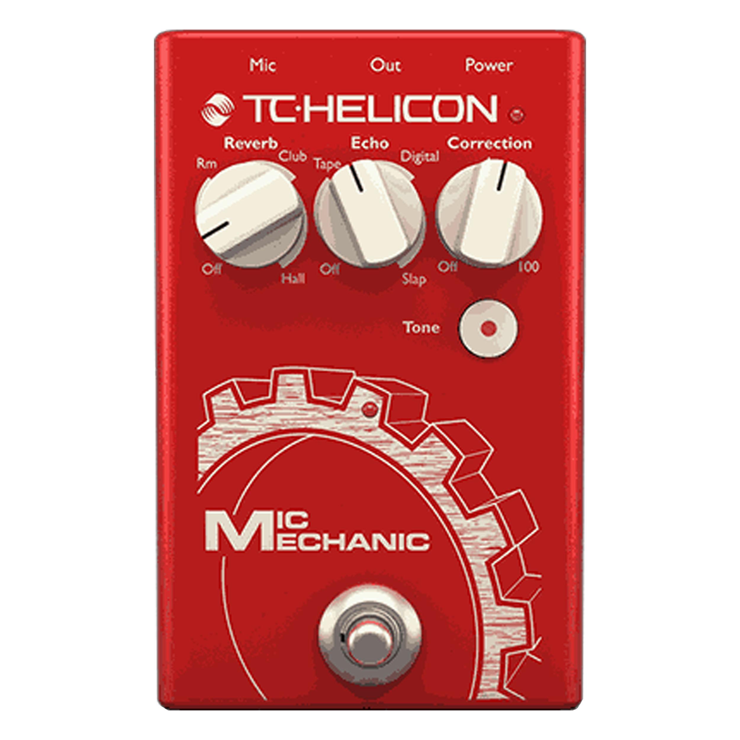 T.C. Helicon Mic Mechanic 2