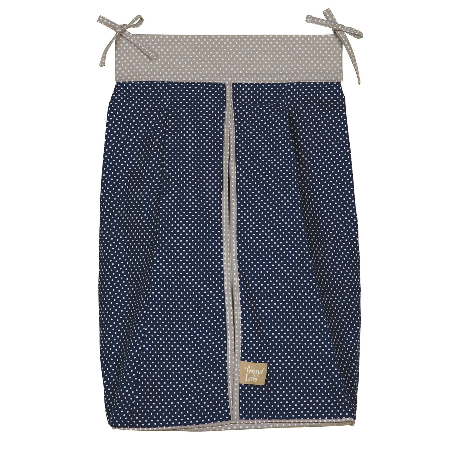 Trend Lab Perfectly Preppy Diaper Stacker by Trend Lab