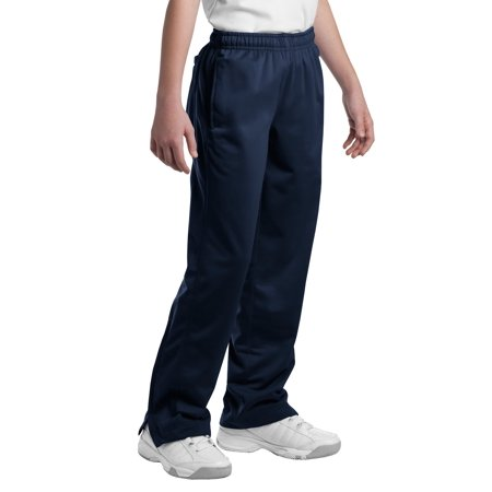 Boys Track Pants (Sport-Tek Youth Tricot Track Pant)