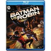 Batman Vs Robin (Blu-ray + DVD) by