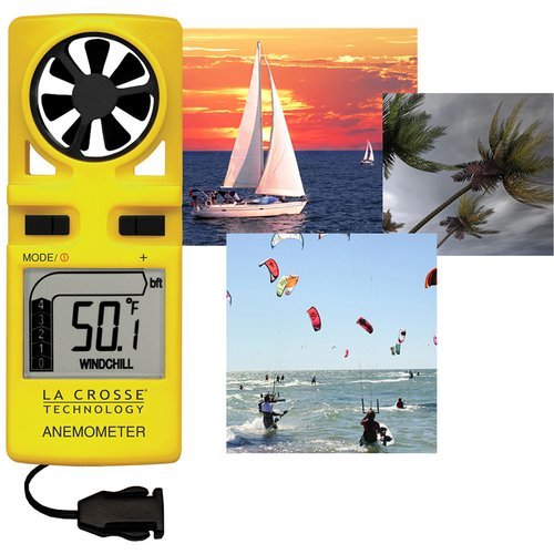 La Crosse Technology Handheld Anemometer by La Crosse Technology