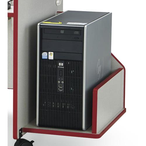 Jonti-Craft ThriftyKYDZ 15'' H x 11'' W Desk CPU Holder