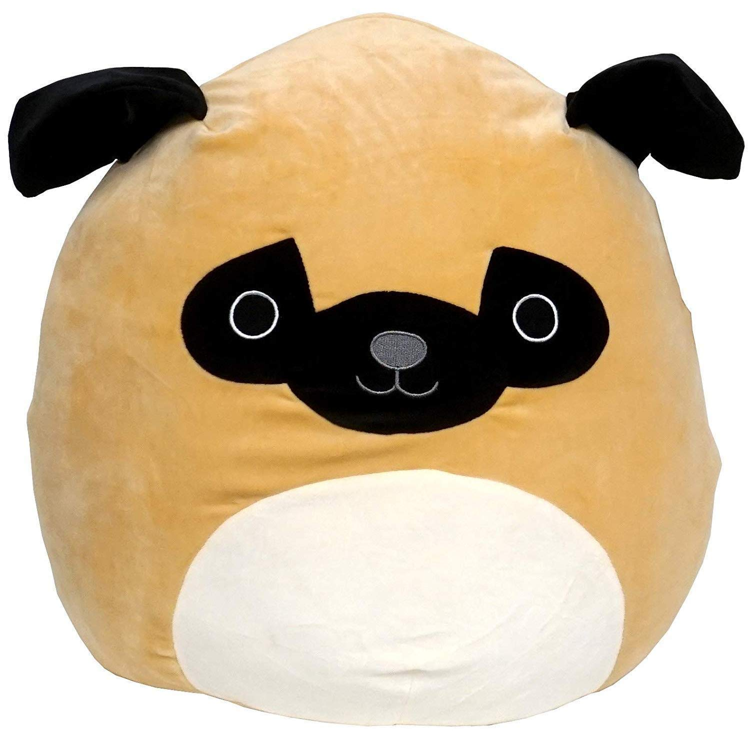 Kelly Toy Squishmallows 5 inch Pug Plush