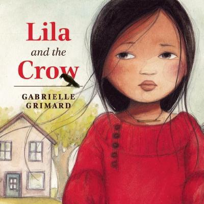Lila and the Crow (Lila Linse Gläser)