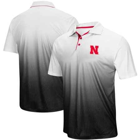Nebraska Cornhuskers Colosseum Magic Polo - Heathered Gray ()