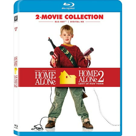 Home Alone 2-Movie Collection (Blu-ray) - Buzz Home Alone