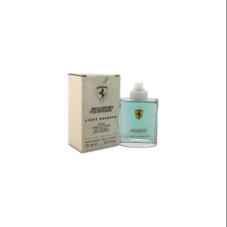 Ferrari Scuderia Light Essence Men's 2.5-ounce Eau de Toilette Spray (Tester)