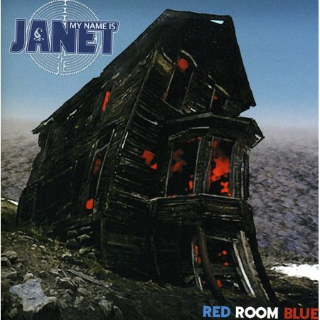 My Name Is Janet Red Room Blue Cd Walmart Com