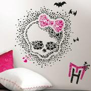 Wallhogs Mattels Monster High Heart Skullette Wall Decal