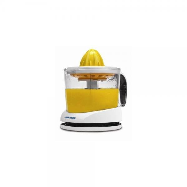 (White) Electric Fruit Orange Juice Citrus Juicer Press Lemon Squeezer by