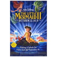 "The Little Mermaid II: Return to the Sea - movie POSTER (Style A) (27"" x 40"") (2000)"