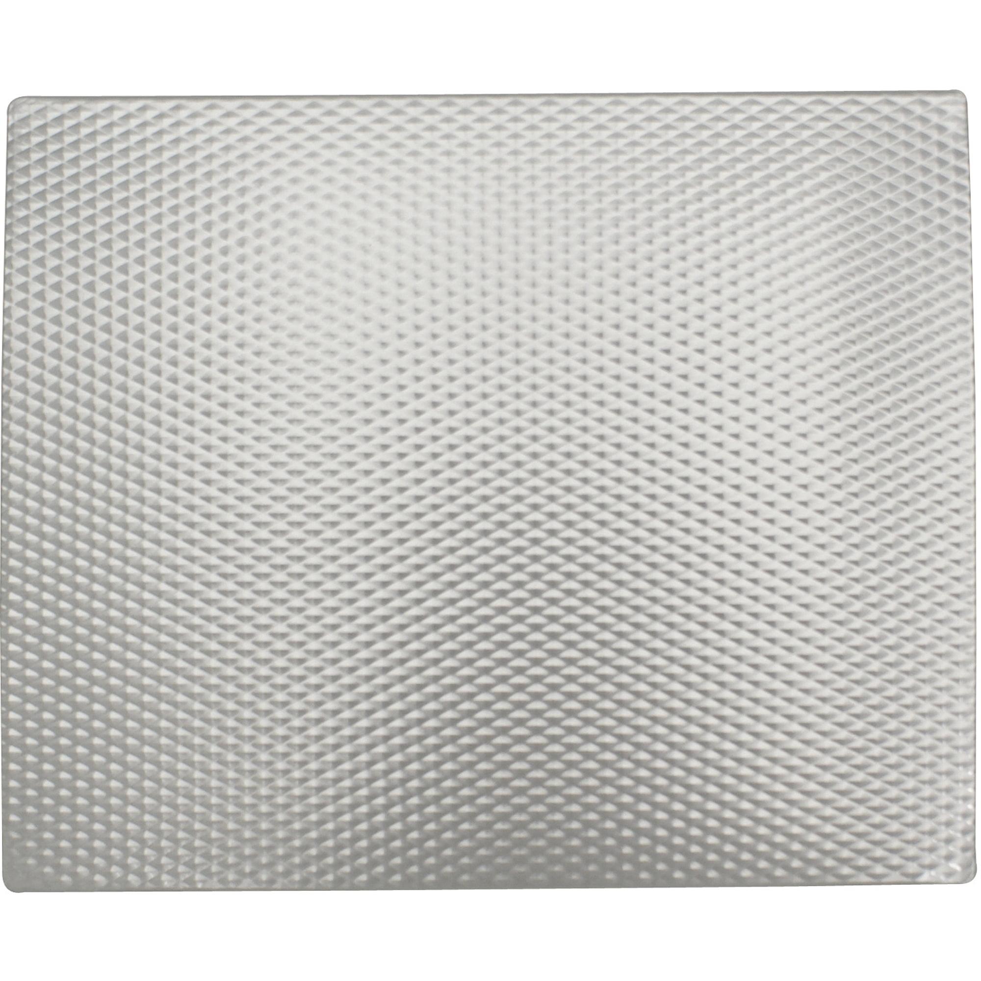 "Range Kleen 1-Piece Counter Mat, ""Silverwave"
