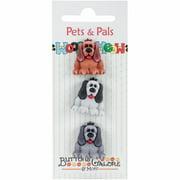 Buttons Galore PPB2-122 Pets & Pals - Pups