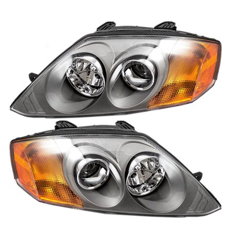 Driver And Penger Headlights Headlamps Replacement For Hyundai 92101 2c051 92102
