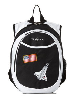 Kids Pre-School All-In-One Backpack With Cooler - Space