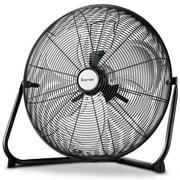 """20"""" High Velocity Fan Commercial Industrial Grade 3-Speed Floor Fan"""