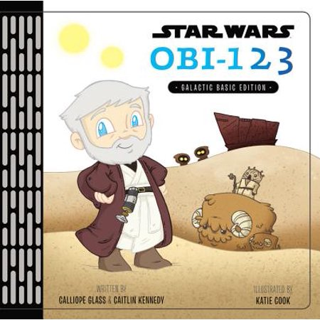 Star Wars OBI-123 : A Book of Numbers - Star Wars Eye Chart