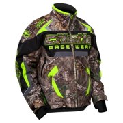 Castle X Racewear Bolt Realtree G3/G4 Mens Snowmobile Jacket Hi-Vis